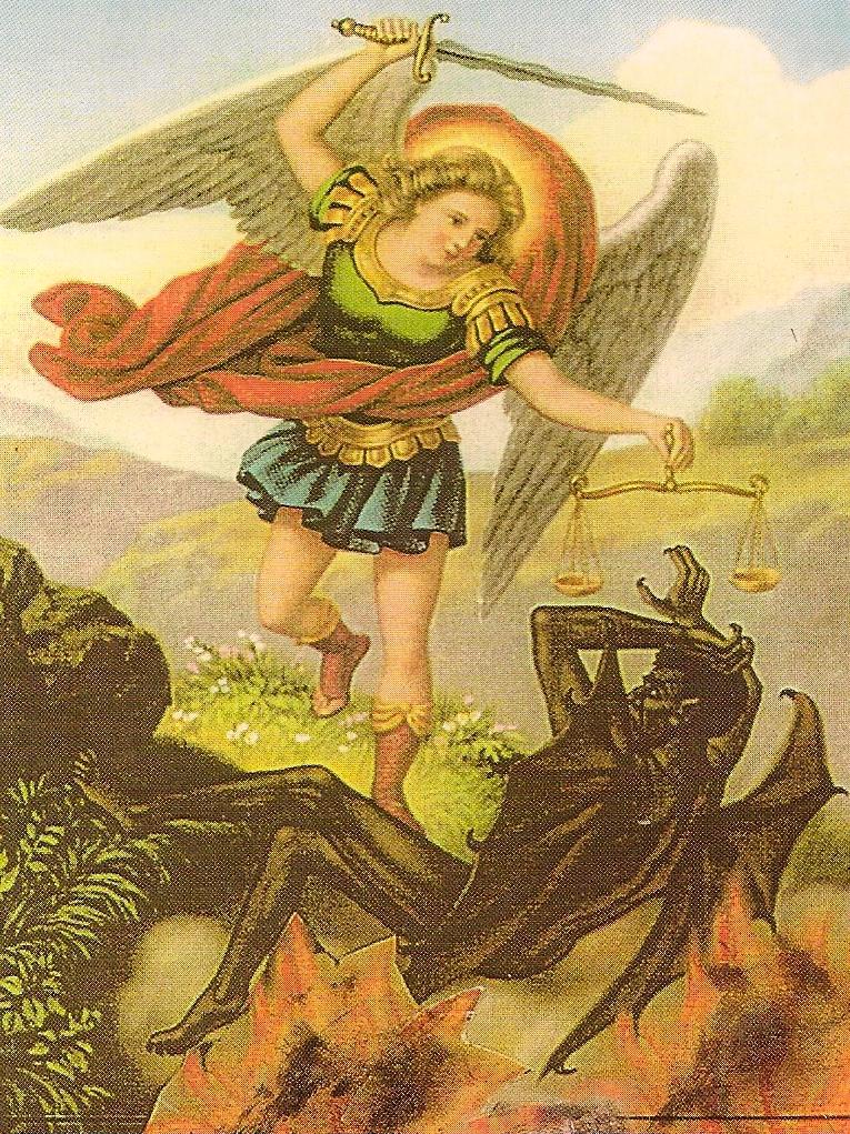 ArchAngel Michael protect us