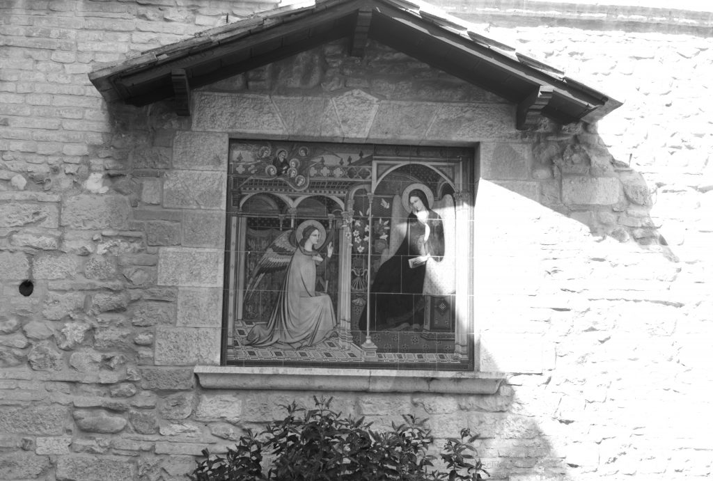 Invoking the Annunciation
